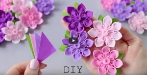 آموزش هنر پرطرفدار گلسازی با فوم
