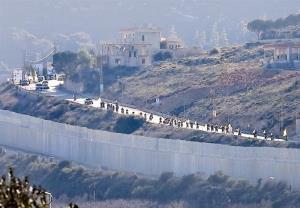 حادثه امنیتی در مرز لبنان با فلسطین اشغالی
