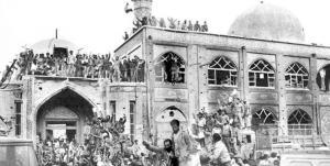 سال روز سوم خرداد خرمشهر قهرمان