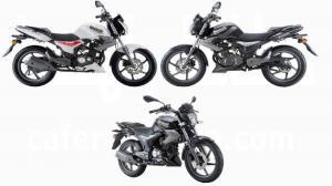 قیمت انواع موتورسیکلت در یکم خرداد  ۱۴۰۰