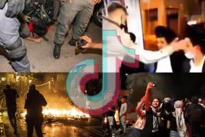 پیروزی رسانه ای فلسطینی ها با استفاده از شبکه های اجتماعی