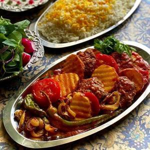 طرز تهیه کباب مشهدی خوشمزه و ساده با گوشت چرخ کرده