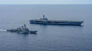 برگزاری بزرگترین رزمایش نیروی دریایی آمریکا در تاریخ این کشور