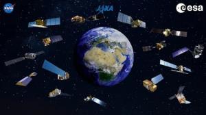 ناسا به همراه آژانس فضایی اروپا و ژاپن تاثیرات زیست محیطی کرونا را بررسی میکند