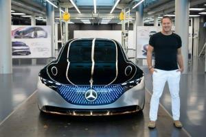 مدیر طراحی دایملر: تغییر ماهیت مرسدس بنز از خودروسازی به سبک زندگی