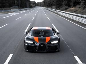 رکورد سریع ترین اتومبیلهای جهان را کدام خودروها شکستند؟