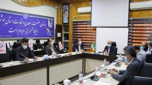 رئیس سازمان صمت: زمان قطع برق در صنایع بوشهر کاهش یابد