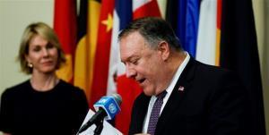 ابراز نگرانی پامپئو از احتمال رفع تحریمها علیه ایران