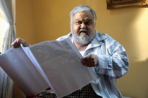 حدس اکبر عبدی درباره آدم ربایی در سریال «روزهای آبی»