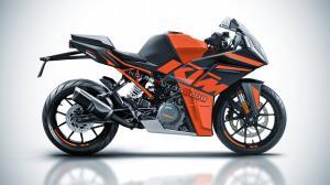 نگاهی بر موتورسیکلت جذاب KTM