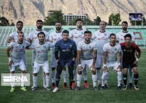شکست سنگین تیم فوتبال گل ریحان البرز مقابل خیبر خرمآباد