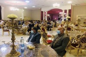 بازگشایی تالارهای پذیرایی با رعایت نکات بهداشتی در البرز