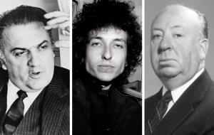 چگونه هیچکاک و فلینی الهام بخش یکی از آلبومهای کلاسیک باب دیلن شدند