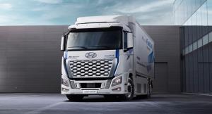 کامیون هیوندای XCIENT با سلول سوختی معرفی شد/ورود تکنولوژی جدید به خودروهای سنگین