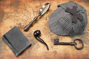 دیدار با شرلوک هولمز و جیمز باند در صفحات کتاب
