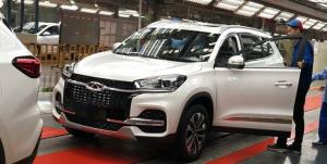 خودروی چینی 450 میلیونی 990 میلیون تومان فروخته میشود!