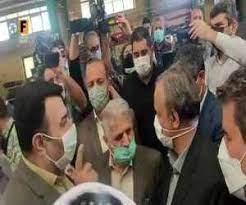 اعتراض تند مردمی در سفر وزیر صمت به آذربایجانغربی