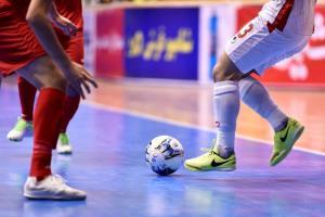 ایران در سید دوم جام جهانی فوتسال لیتوانی