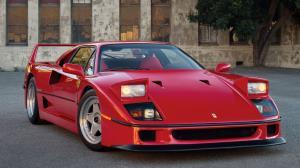 اف40؛ جذاب ترین سرخ پوش دهه 90 ایتالیا و تحفه ای که با فراری ماندگار شد