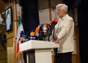 سعید جلیلی: ما هیچ وقت مخالف مذاکره نیستیم