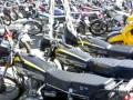 اعمال قانون ۵۵ دستگاه موتورسیکلت متخلف در ایلام