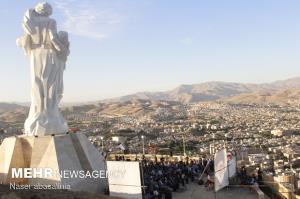یادواره پیشمرگان مسلمان کرد در سنندج برگزار شد