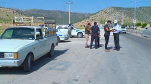 اعمال محدودیت تردد از فردا چهارشنبه در راههای البرز