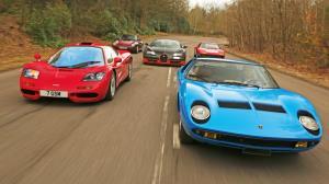 سریعترین خودروها در ادوار تاریخ