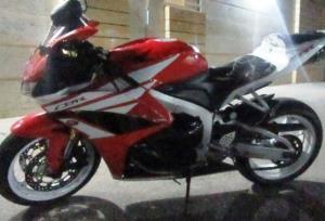 کشف موتورسیکلت میلیاردی در فیروزآباد