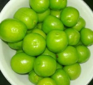 گوجه سبز لذیذ ما