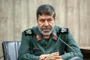 سردار شریف: اجازه خدشه به منزلت اجتماعی سپاه را نمی دهیم
