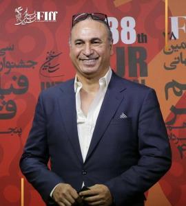 برنده سیمرغ بهترین بازیگر مرد: حمید فرخنژاد برای فیلم «میجر»