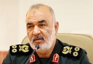 فرمانده کل سپاه شهادت 2 تن از مدافعان حرم را تسلیت گفت