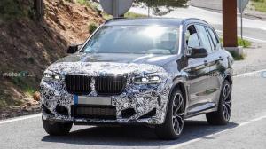 رونمایی غیر رسمی از خودروی BMW X۳ M فیس لیفت جدید +تصاویر