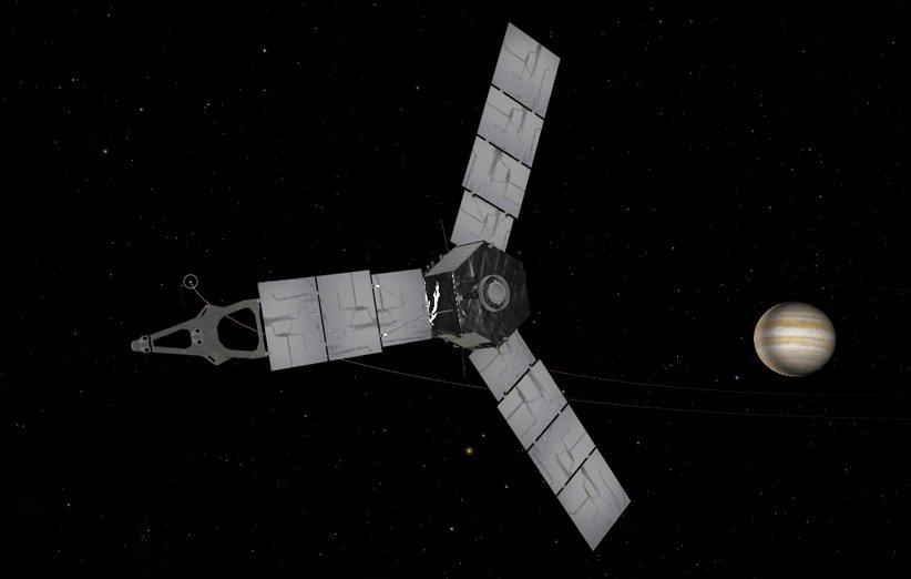 بشر پس از ۲۰ سال دوباره با بزرگترین قمر منظومهی شمسی ملاقات میکند
