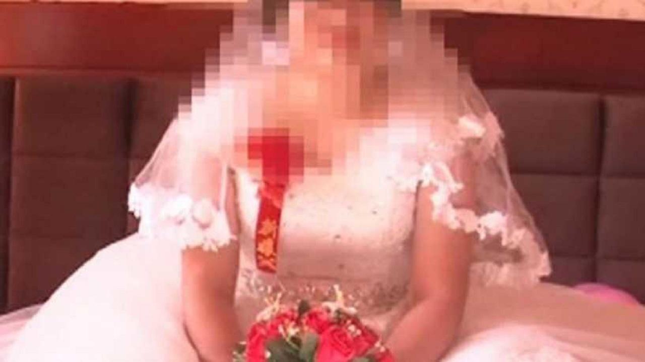 شوکه شدن مرد چینی از دیدن عروسی نامزد کلاهبردارش!