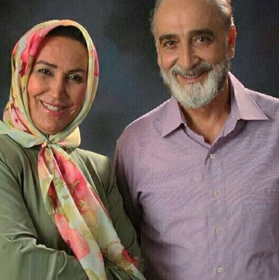 چهره ها/ عکس خانوادگی محمود پاک نیت به بهانه تولد همسرش