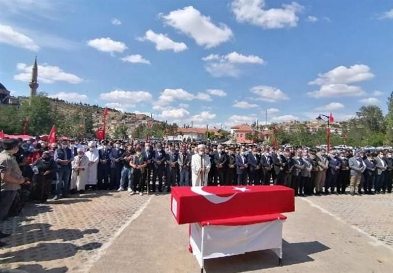 جان باختن ۳ نیروی نظامی ترکیه در شمال سوریه