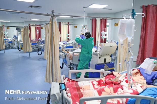 افزایش شمار مبتلایان به کرونا در استان ایلام به ۳۹ هزار و ۶۳ نفر