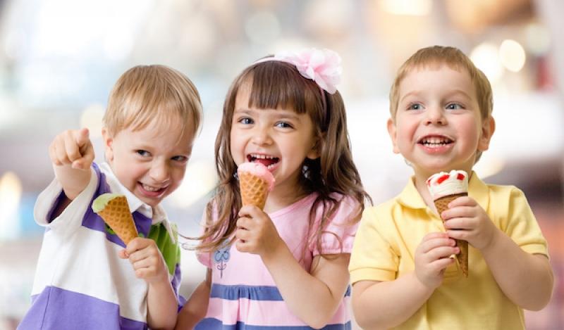 بچهها میتوانند روزانه چند بستنی بخورند؟