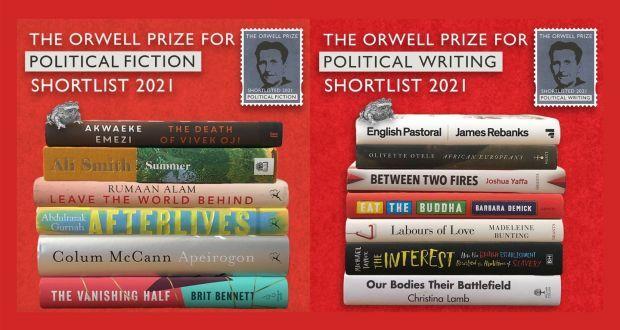نامزدهای نهایی جایزه «جورج اورول»؛ ۱۳ اثر، ۱۳ دغدغه سیاسی
