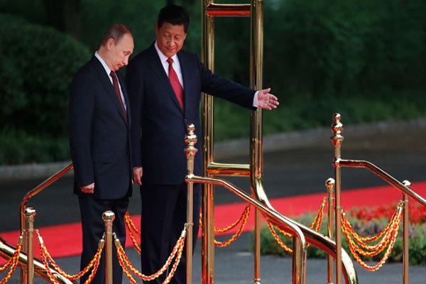 ناتو: هم قدمی چین و روسیه چالش جدی است