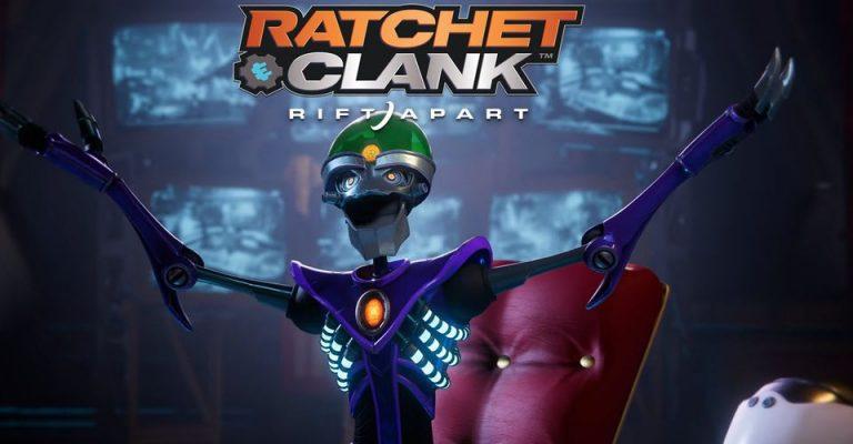 حجم بازی Ratchet and Clank: Rift Apart حدود ۳۳ گیگابایت خواهد بود