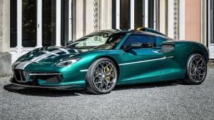 با Arese RH95 آشنا شوید؛ یک سوپر اتومبیل ایتالیایی بر مبنای فراری 488 پیستا