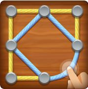 Line Puzzle: String Art؛ نقطه بازی مجازی را امتحان کنید