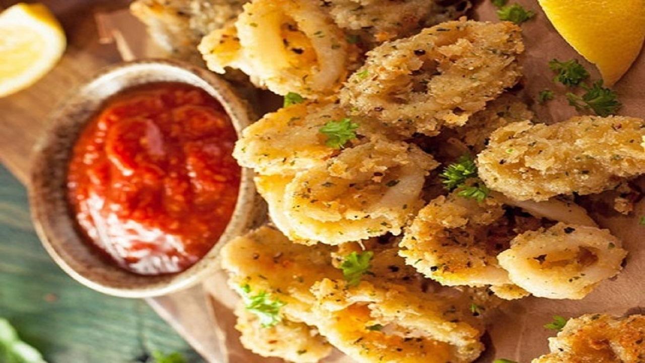 غذای ملل/ «کالاماری سوخاری»؛ طعمی بینظیر از دل خلیج فارس