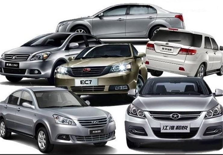 قیمت خودروهای چینی در بازار چقدر است؟