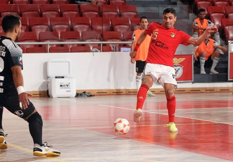 فینال لیگ پرتغال/ دبل ستاره ایرانی در اولین پیروزی بنفیکا
