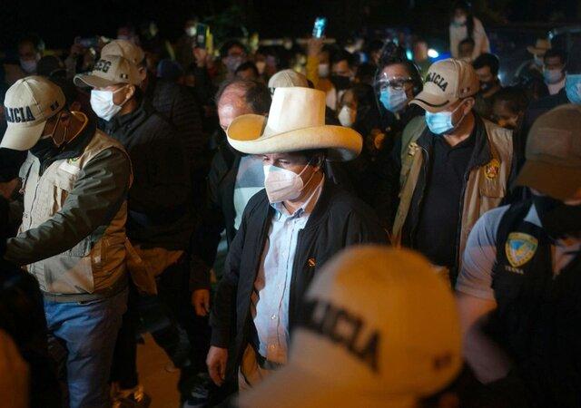 تفرقه و دودستگی در انتخابات ریاست جمهوری پرو