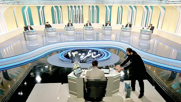 رسانههای خارجی از مباحثه نامزدها نوشتند؛ ارزیابی عملکرد تلویزیون در اولین مناظره انتخاباتی